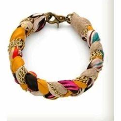 Cotton Fabric Unique Necklaces N10001