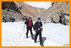 Frozen River (Chadar) Trek