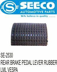 Rear Brake Pedal