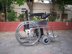 Dual Drive Wheelchair Motorized
