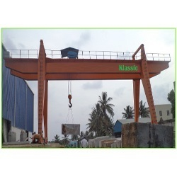 Goliath Heavy Duty Crane