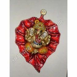 Meena Painting Ganesh Ji