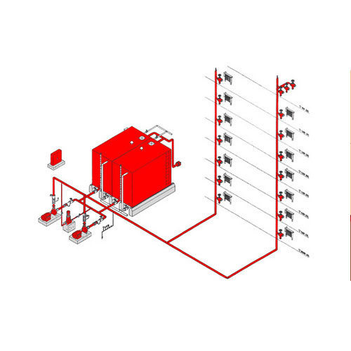 Wet Riser - View Specifications & Details of Fire Fighting