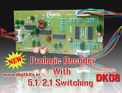 Ts big idea surround board circuit
