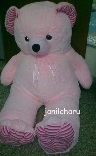 soft toy 6 feet teddy bear t032 poonam gift palace new delhi id