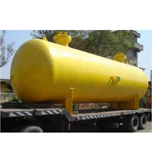 MS Chlorine Tanks