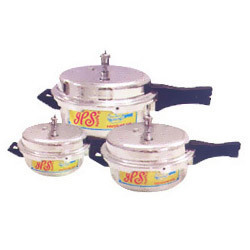 Aluminum Pressure Cookers, For Home, Hotel/restaurant