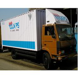 Goods Delivery Van Body