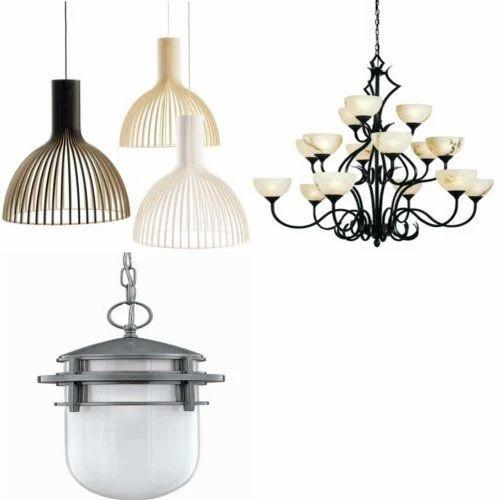 Indoor hanging light