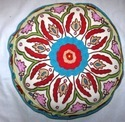Suzani Floor Pillow Covers