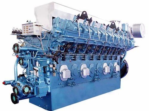 Ship Main Engine And Generator Spare Parts - Marine Mart