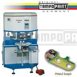 Tampo Print Concentra 60 4 color Pad Printing Machines, 24 V/Dc