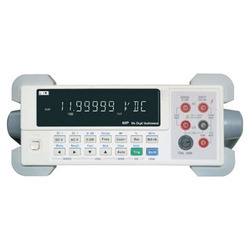 Bench Type True Rms Digital Multimeter
