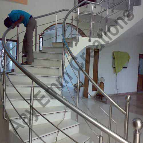 Stainless Steel Railing Stainless Steel Stair Railing