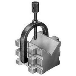 V Block Hardened Universal With Clamp