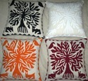 Tree Style Cushion Cover