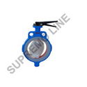 FEP & PFA Lined Butterfly Valves