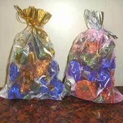 Dark Chocolate Gift Pouches