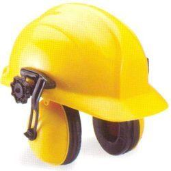 Helmet Mounted Ear Muff