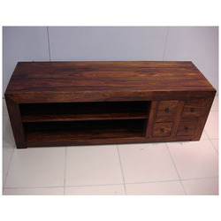 Mango Wood TV Table