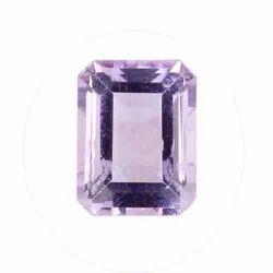 Violet Amethyst Gemstones