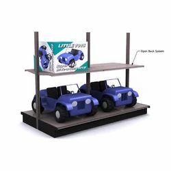 Toy Car Display Platform