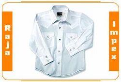 White Mens- Shirts