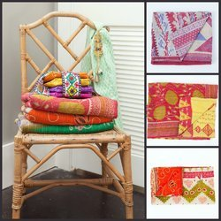 Old Vintage Kantha Quilts