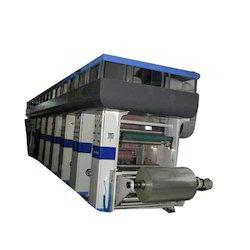 High End Rotogravure Printing Machines (Multi color)200 MPM