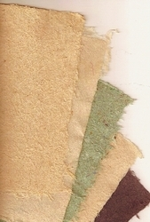Deckle Edged Handmade Paper