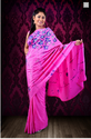 Pure Fine Crape Saree
