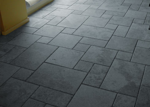 Concrete Floor Tiles Stylist Floor Tiles Kalyan India Pavings