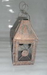 Iron Colored Lantern
