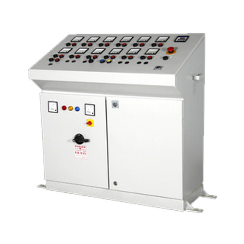 Wet Mix Electronic Control Panels
