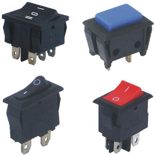 Terminal Connectors And Rocker Switches Manufacturer