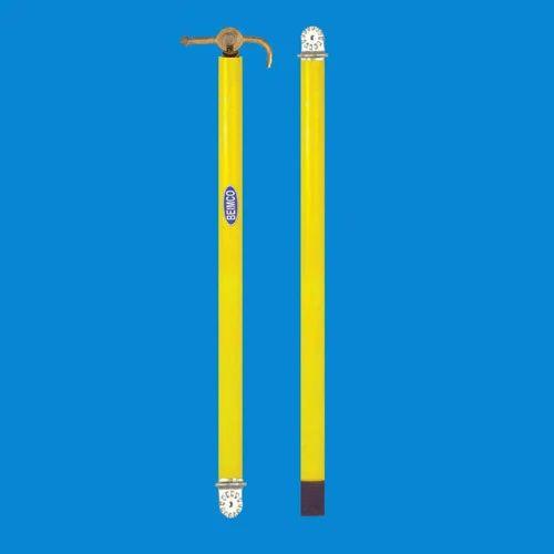 Frp Telescopic Hot Line Stick 11 To 36 Kv Frp