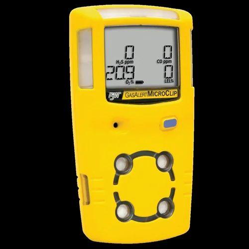 Multi Gas Detectors, Microclip Gas Alert, Rs 36000 /number, Hiren Industrial Corporation | ID ...