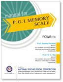 psychological tests books manual for pgi memory scale rh indiamart com