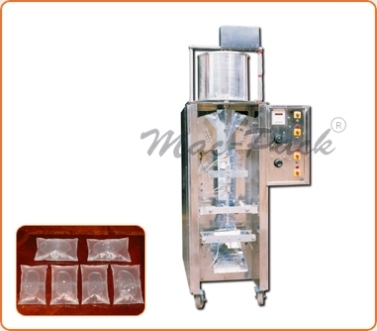 Automatic Packaged Drinking Water Pouch Machine