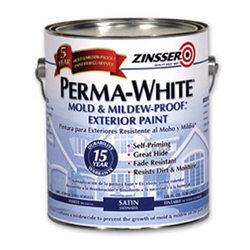 Perma-White Exterior Paint