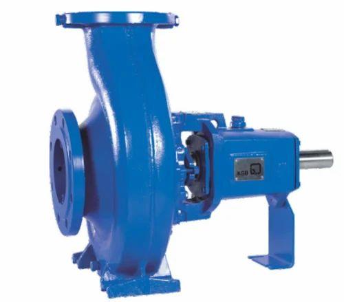 KSB Pumps - KSB Mega- Centrifugal End Suction Pumps