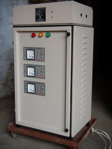 Industrial Stabilizer Servo Controlled Voltage