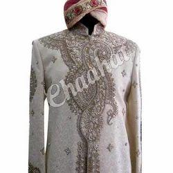 Designer Embroidered Sherwani