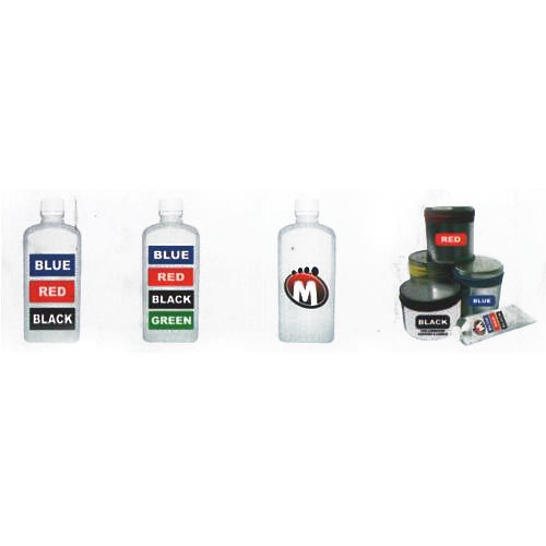 Multicolor Printing Aid Ink