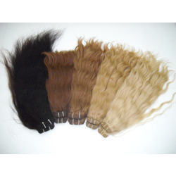 Indian Remy Machine Weft Human Hair