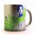 Personalized Silver Mug