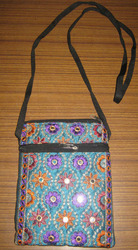 Handled Adjustable Traditional Hand Bags, For College