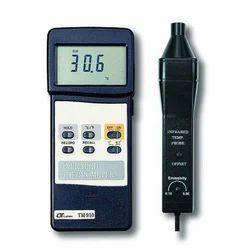 Narrow Spot Infrared Thermometer Lutron TM-910