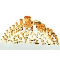 Air Conditioner Copper Elbow Sockets - K M  India Private