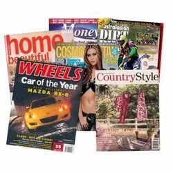 Magazines And Journals Printing